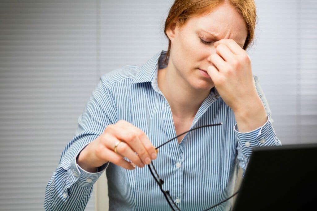 Migræne kan behandles med fine resultater hos Boel Akupunktur.