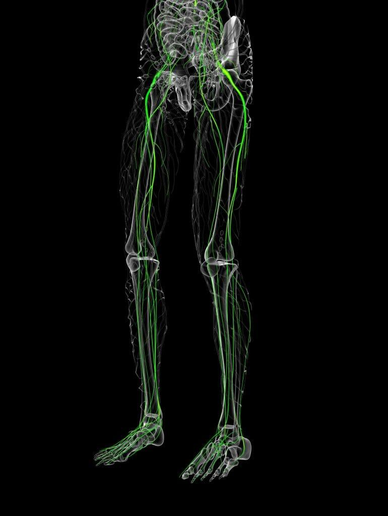 Nervebetændelse kan behandles med succes hos Boel Akupunktur