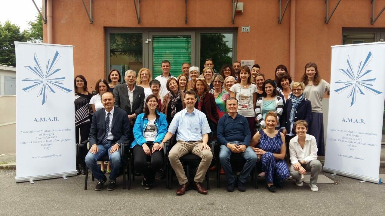 Akupunktør John Boel Akupunktur i Italien