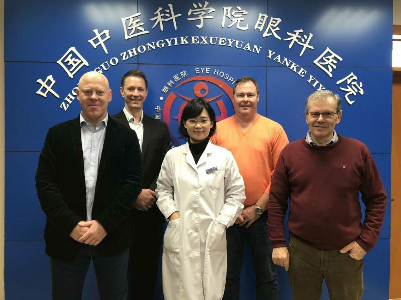 Boel Akupunktur indgår samarbejde med Beijing Eye Hospital