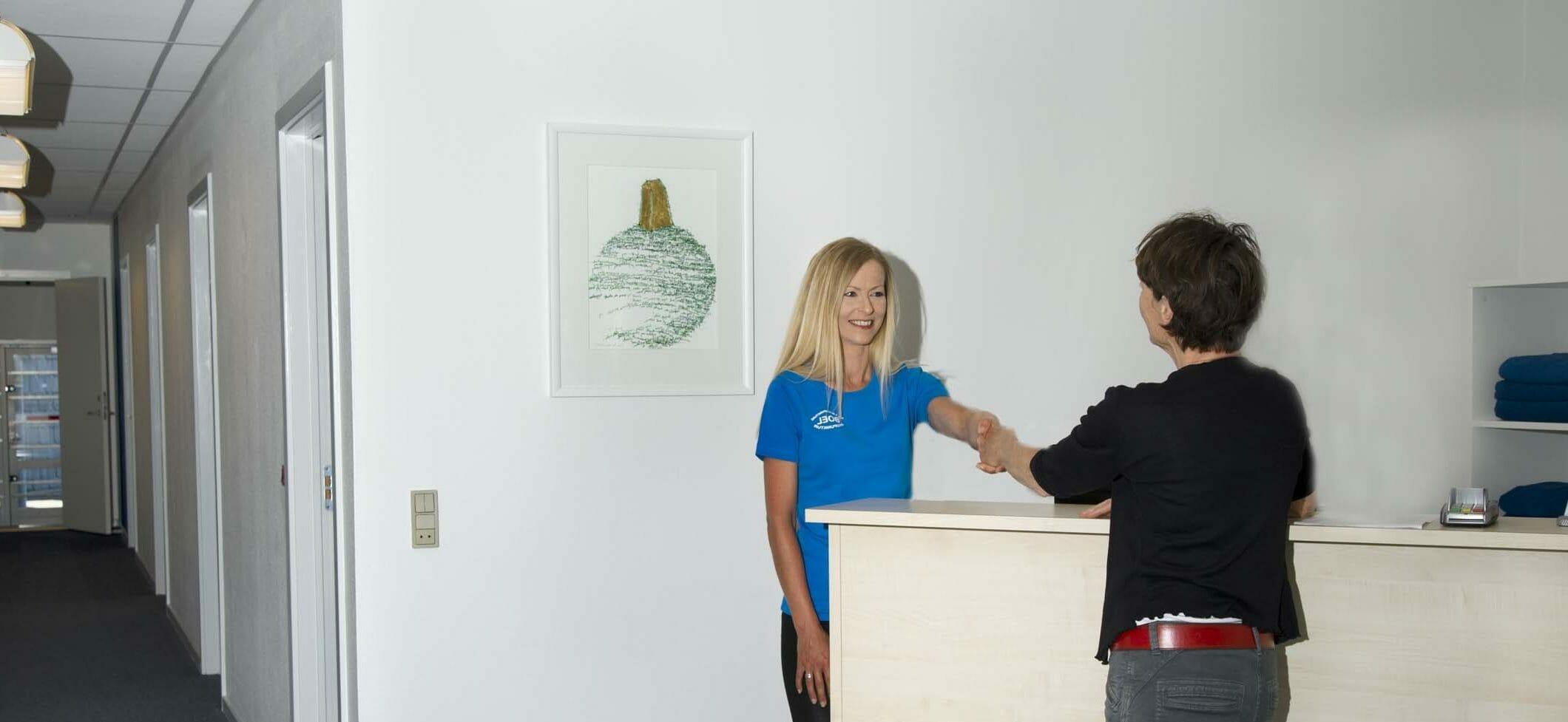 Mette Lund Paarup receptionist hos Boel Akupunktur