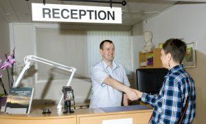 Jesper Boel hos Boel Akupunktur
