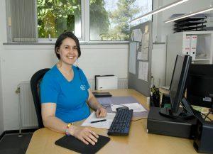 Helene Eskildsen hos Boel Akupunktur