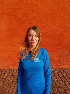 Daniela Unger klinikassistent hos Boel Akupunktur